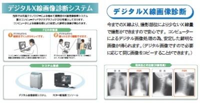 デジタルX線画像診断
